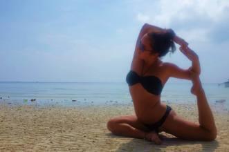 Gabriella Yoga 13