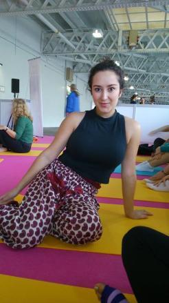 Gabriella Yoga 17